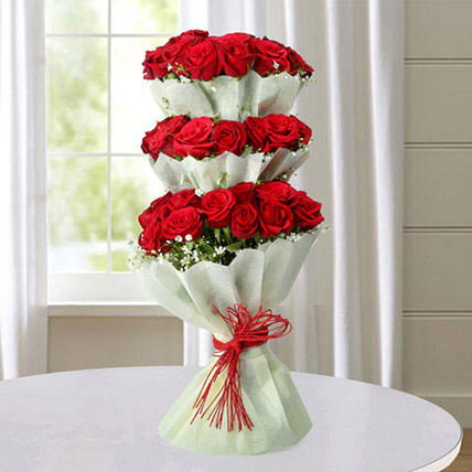 Multi Storied Roses BH: Gift Delivery Bahrain