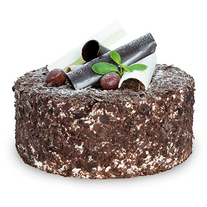 Blackforest Cake 12 Servings EG: Egypt Gift Delivery