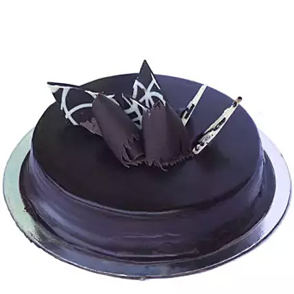 Chocolate Truffle Royale Cake: Cake Delivery to India