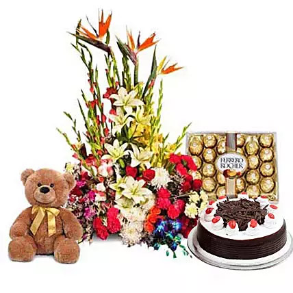 You Deserve the Best: Flower Delivery to India