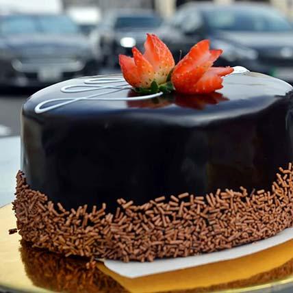 Delicious Chocolate Cake: