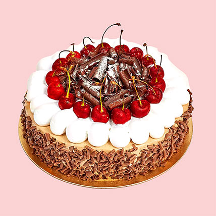 4 Portion Blackforest Cake:  Gifts Delivery