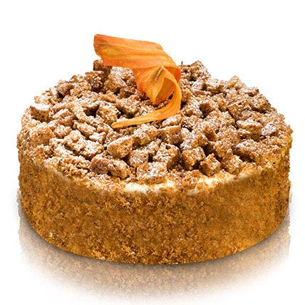 Carrot Crush Cake: Cake Delivery in Ras Al Khaimah