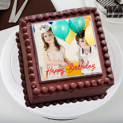 Delectable Photos Cake: Eggless Cakes for Birthday