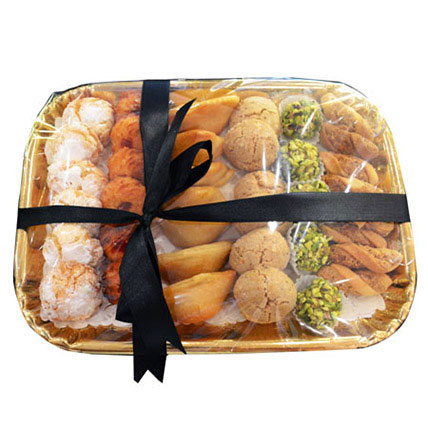 Deluxe Sweet N Savory Tray: Sweets for Mothers Day