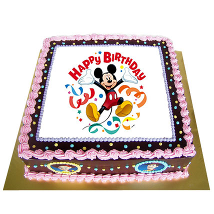Fancy Photo Cake: Cakes for Kids