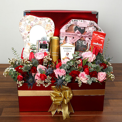 Gift Hampers for Girlfriend