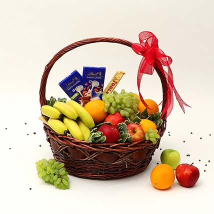 Fruitful Hamper: Birthday Gifts to Ajman