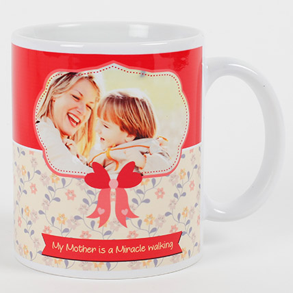 Love For Mom Personalized Mug: Personalized Gifts for Mother's Day