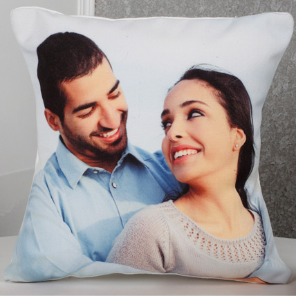 Personalized Picture Cushion: Anniversary Cushions