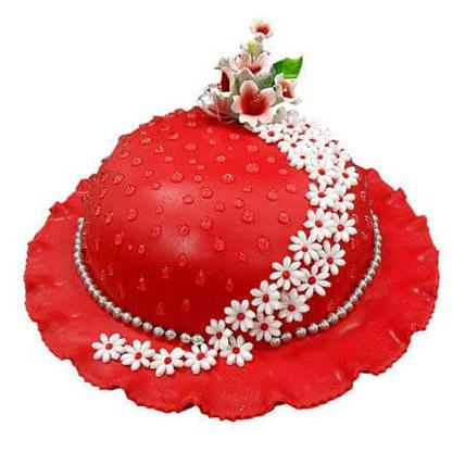 Scarlets Hat: Valentine Day Cakes to Ajman