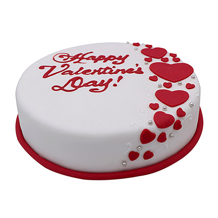 Special 1 Kg Valentines Day Cake: