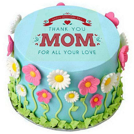 Mothers Day Cakes Delivery Ferns N Petals