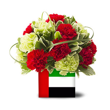 National Day Delight: National Day Flowers