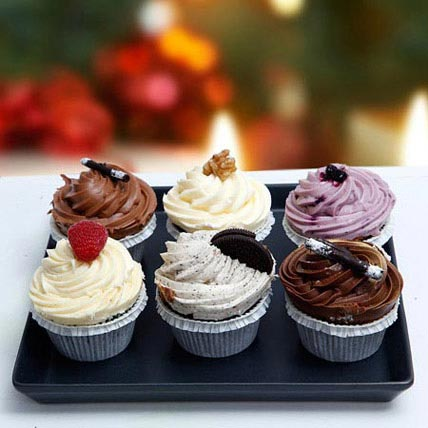Sumptuous Treat: Cupcake Delivery Dubai