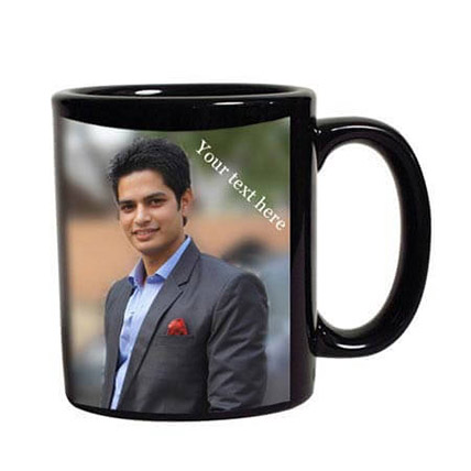 Personalised Photo Mug: Personalised Gifts for Anniversary