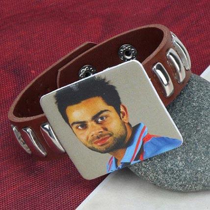 Valiant Virat New Rakhi: Bracelet Rakhi