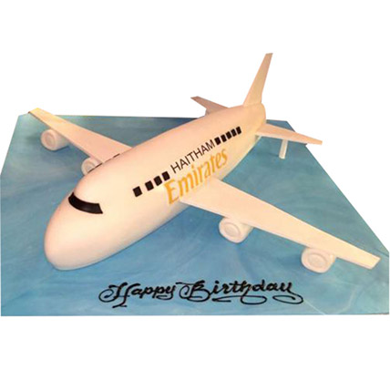 Emirates Airlines Cake: Cakes for Kids