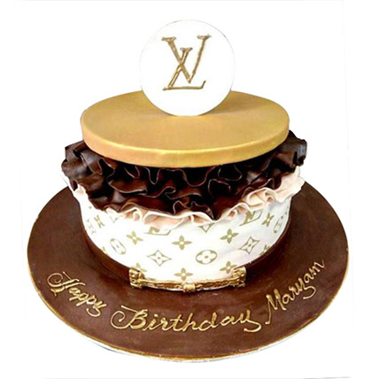 Louis Vuitton Cake: Cakes for Mother