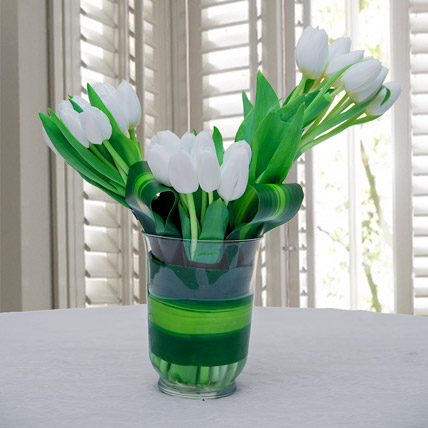 Green Couture: Funeral Flowers to Abu Dhabi