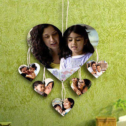 Personalized Wall Hanger: Bhai Dooj Personalised Gifts