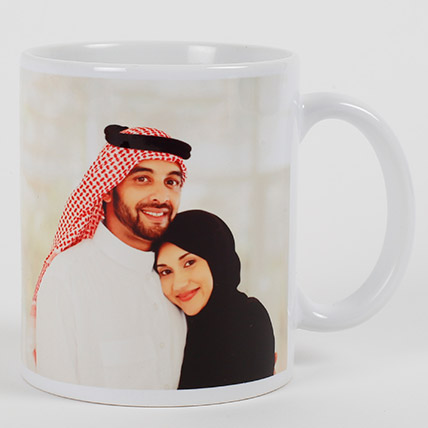 Heartfelt Love Personalized Mug: Gift Ideas for Couples