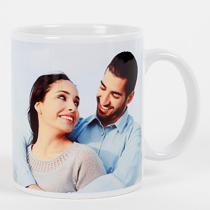 Eternal Love Personalized Mug: Personalised Gifts for Father