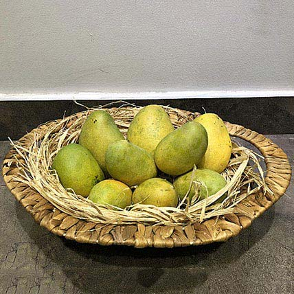 Mango Mix 3kg: Fruit Basket Dubai