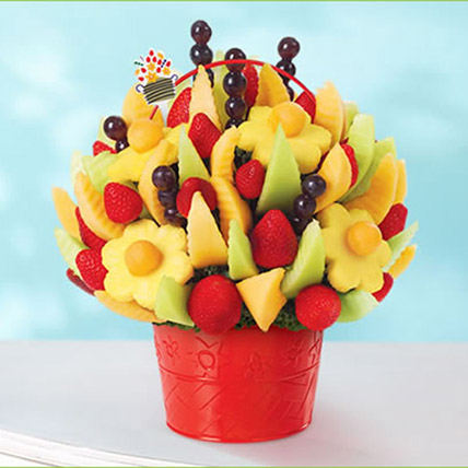Declicious Fruit Design: Edible Arrangements