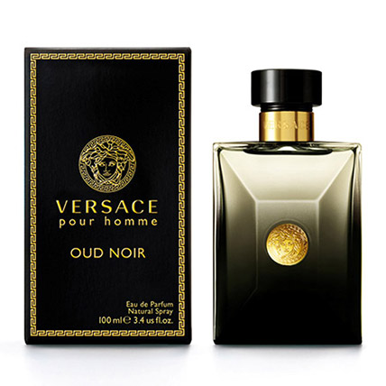 Versace Pour Homme Oud Noir by Versace for Men EDP: Perfume UAE