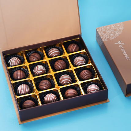 Box of Gourmet Chocolate: Diwali Gift Ideas
