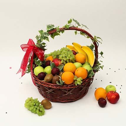 Juicy Fruits Basket: Gifts For Grandparent's Day
