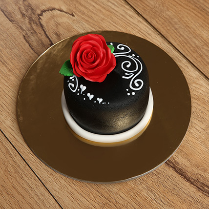 Designer Rose Mono Cake: Cakes for Him