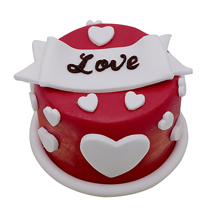 Special Love Cake For Valentines Day: Best Cake in Abu Dhabi