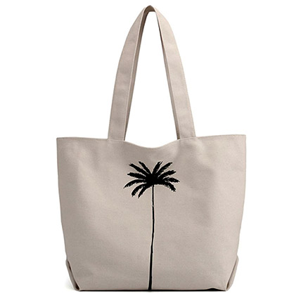 Canvas Shopper Bag: Handbags Dubai