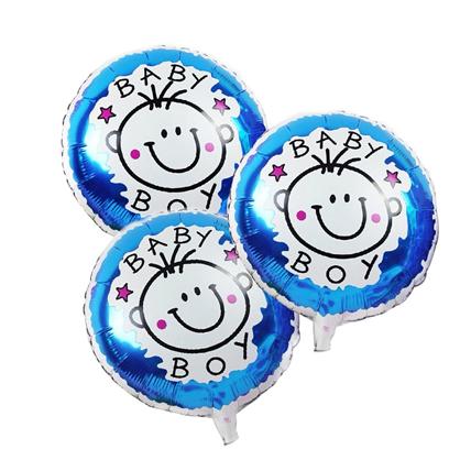 Its A Boy Foil Balloons: Helium Balloons Dubai