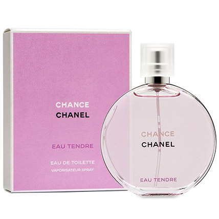 Chance Tendre By Chanel Edt For Women 100 Ml: Premium Gifts