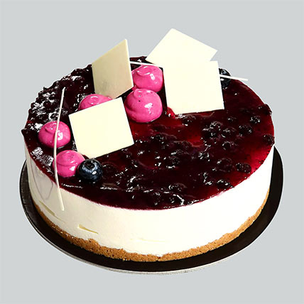Blueberry Cheesecake: Cake Delivery in Ajman