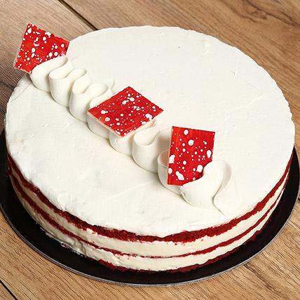 Delight Red Velvet Cake: Cake for Mom