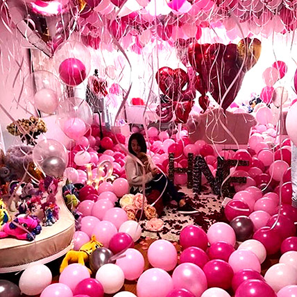 Perfection Of Pink: Anniversary Party Supplies