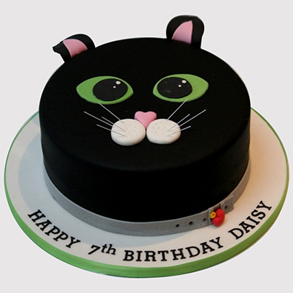 Adorable Cake: Cat Birthday Cakes