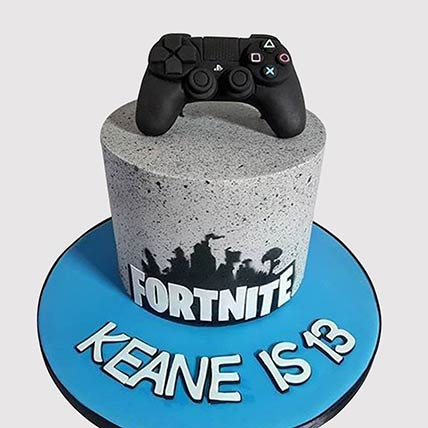 Fortnite Gamers Cake: Fortnite Birthday Cakes