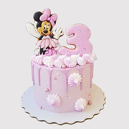 Minnie Mouse Cake: Little Pony Cakes