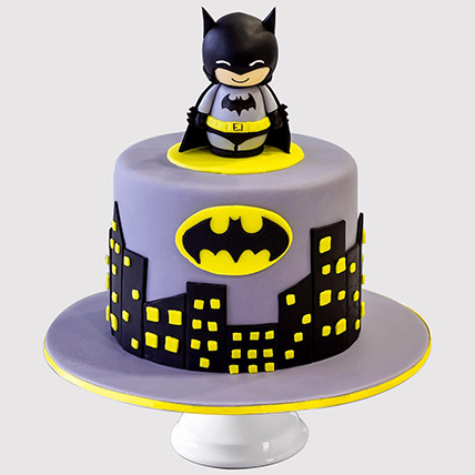 The Dark Knight Cake: Batman Birthday Cakes