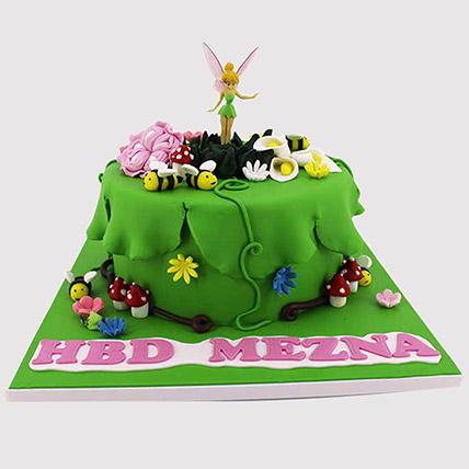 Tinker Bell Cake: Tinkerbell Cakes