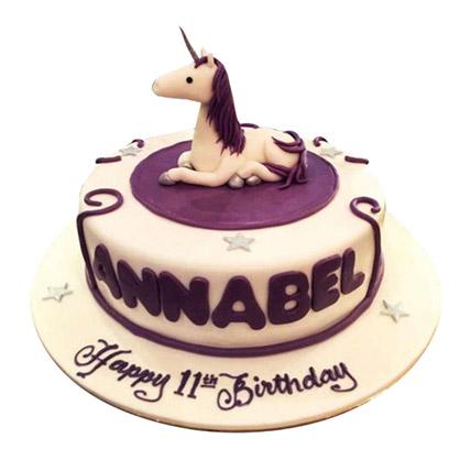Unicorn Cake: Unicorn Cakes