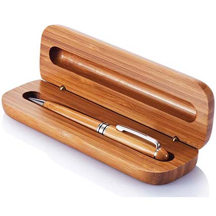 Bamboo Pen In A Box: Unique Gifts Dubai