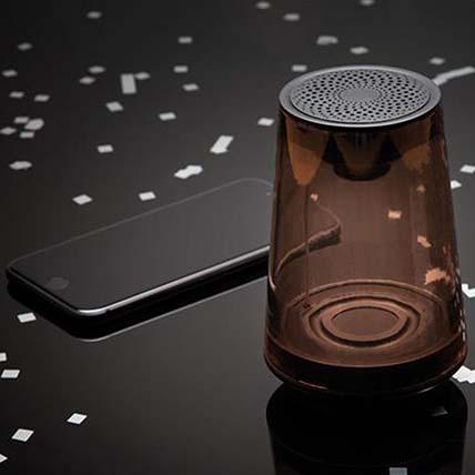 Black Wireless Speaker: