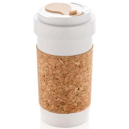 Heat Resistant Biodegradable ECO Mug: