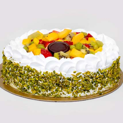 Mix Fruit Cake: Best Cake in Abu Dhabi